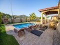 Four bedroom villa in Calis close to beach with private pool.