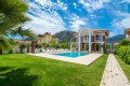 Villa Amazon 4 bedroom villa with pool,for rent in Dalyan Centre.