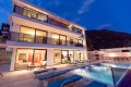 Luxury 6 bedroom villa for rent in Kalkan with private pool
