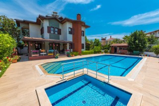 Villa Bulut, 5 bedroom villa for rent in Dalyan with child pool.