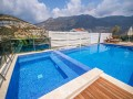 This is an ultra luxury and modern 4 bedroom villa in kalkan