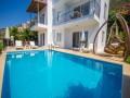 Villa Apollo located in the Kiziltas area of Kalkan with sea view