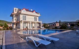Villa Nazan, 6 Bedroom Luxury Villa in Fethiye Hisaronu