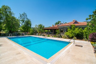 Villa Cazibe, 6 people Villa in Kayakoy With Pool