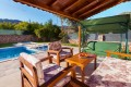 Villa Eda, 2 bedroom villa with kiddie pool in Kayakoy.