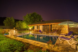 Villa Mine; 2 Bedroom Villa With Child Pool in Kayakoy.
