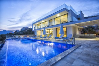 Villa Tigra, Luxury Villa With Sea view Ortaalan, Kalkan.