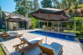 3-bed modern gocek villa with waterfall feature and private pool
