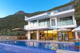 Villa Topcu Duo, 5 Bedroom Luxury Villa in Kiziltas Kalkan