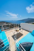 Villa Kayra, 6 Bedroom Luxury Sea View Villa in Kalkan Kalamar
