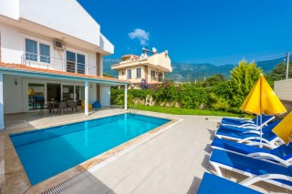 Villa Yurdagul, 3 Bedroom Villa in Ovacik with Pool