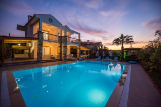 3 Bedroom Child friendly Villa With Heated Pool in Ovacik