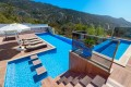 A 2 bed ultra luxury villa in Kalkan, secluded pool and sea views