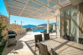 7 bed luxury sea view villa with private infinity pool in Kalkan