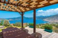 3 bedroom villa in Selimiye with secluded pool and sea view