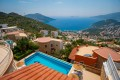 5 bedroom luxury villa in kızıltas with sea views and annex