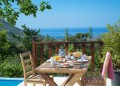 1 bedroom private and secluded honeymoon villa with sea view