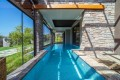 2 bedroom luxury villa im Kayakoy with secluded pool and garden