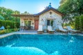 2 bedroom villa in Kayakoy with secluded pool and garden