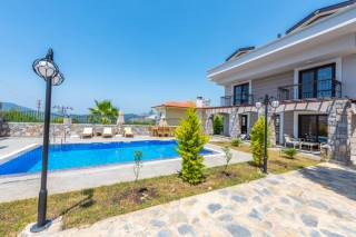 5 bedroom in Ovacik sleeps 9 people with private pool and garden