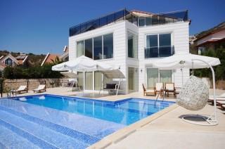 luxury 6 bedroom villa in Kalkan  with stunning sea views