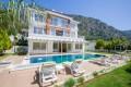 4 bedroom villa in Gocek sleeps 8 people with private pool
