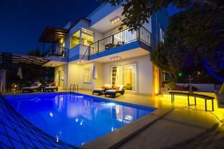 3 bedroom villa in Kiziltas, Kalkan with private pool