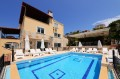 Large sized villa for families in kalkan with 9 bedroom