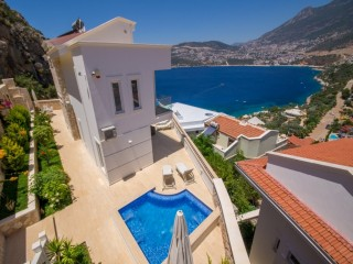 Large luxury villa in Kalkan with private pool and sea views