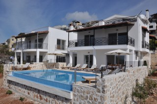 Villa Sera, 7 Bedroom Villa Sleeps 14, in Akbel Kalkan