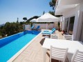 2 bedroom villa with a jacuzzi, secluded swimming pool in Kalkan.