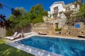 Villa Atlantis, 3 bedroom villa in Fethiye, Kayakoy with pool.