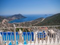 Luxury 6 bedroom villa with panoramic sea view in Kalkan