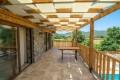 4 bedroom store build luxury villa rental in heart of Kayakoy