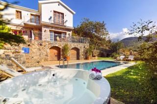 3 Bedroom Villa in Kayakoy with Pool - Turkish Villa Rental