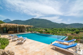 Villa Yasemin 4 Bedroom Villa With Great Panoramic View of Valley