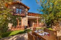 Luxury 5 bedroom with private and secluded swimming pool and gard