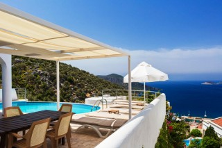 Villa Montain Breeze, 3 Bedroom Villa in Kisla Kalkan.