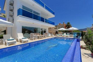 Villa Ruzcar, 4 Bedroom Luxury Villa in Kalamar Bay of Kalkan