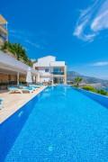 Villa Kayra, 6 Bedroom Luxury Sea View Villa in Kalkan Kalamar