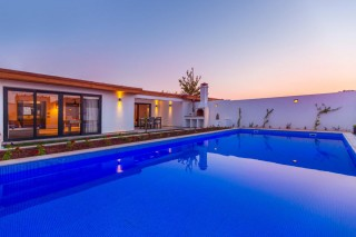 2 bedroom luxury secluded villa in Hisaronu