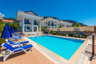 4 bedroom luxury villa in Ovacik with private pool and garden