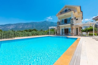 3 bedroom luxury villa in Ovacik with private swimming pool