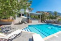 6 bedroom luxury villa with secluded pool and garden