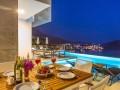 4 bedroom luxur villa in Kalkan with private pool and sea views