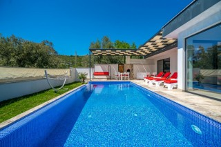 2 bedroom luxury secluded villa in Kalkan