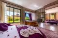 luxury honeymoon villa sleeps 2 people with secluded pool