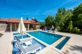 2 bedroom villa in Kayakoy with secluded pool and child pool