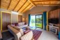 3 bedroom villa in Kayakoy sleeps 6 people with secluded pool
