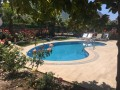 3 bedroom villa in Ovacik with private swimming pool and garden.